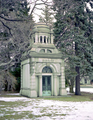 Everard Mausoleum